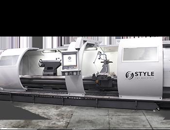 CNC soustruh STYLE 1000