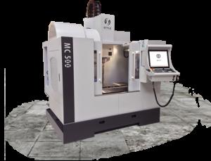 STYLE MC 500 CNC bewerkingscentrum freesbank